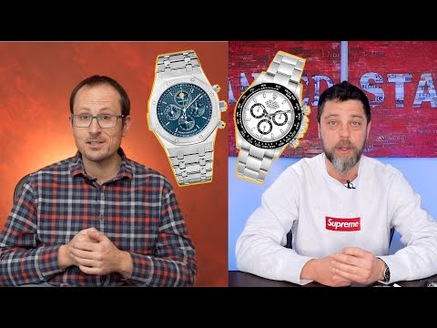 Trending watches, Rolex re-sellers and business in 2020 - a Chat with Roman Sharf