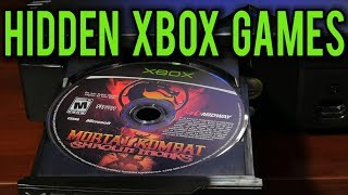 Hidden and Unlockable Games for The Original Xbox - Easily play with a modded Xbox  | MVG