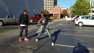 "Chris Brown - Reddi Whip ( Official Dance ) by Marcus Smith and Antonio "" Slinky"" Hayes"