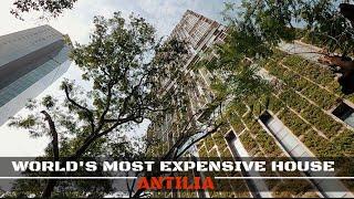 Antilia   BILLION DOLLAR House   Altamount Road   Mumbai