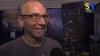 SPIEL 2019 - IRON GAMES - Bernd Eisenstein im Interview - Spiel doch mal...!
