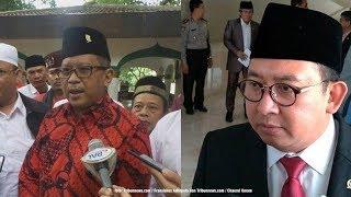 Fadli Zon Sering Kritik Jokowi Tidak Proporsional, PDIP: Cukup Ditanggapi Pengurus Anak Cabang