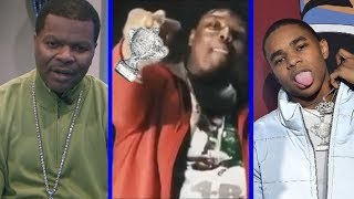 Bronx Goons who stole YBN Almighty Jay Chain Tells J Prince & Akademiks Suck D*ck Chain Stays In Ny