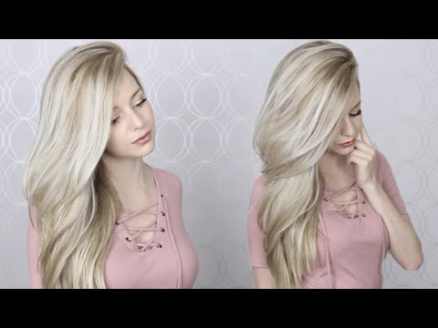 This Tutorial Teaches You To Blow Dry Your Long Hair For A Professionally Styled Look