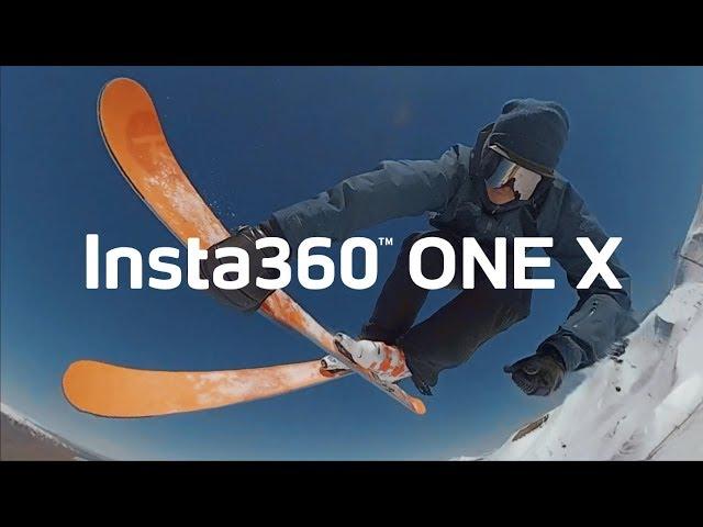 Видео INSTA360 ONE X