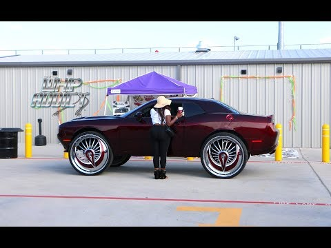 WhipAddict: Texas WhipFest 2018 Car Show & Grudge Race: Part 2, Custom Cars, Big Rims, Girls