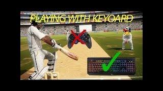 don bradman cricket 14 pc keyboard controls without vjoy - Kênh