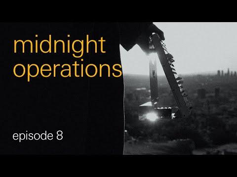 midnight operations, ep8 - pocket operator modular 400, live building