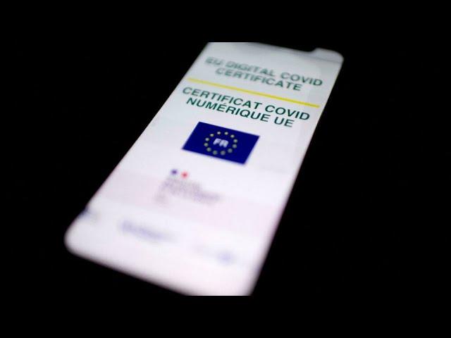 法國第4波疫情來襲 赴文化運動場館需健康通行證 | 國際 | 中央社 C