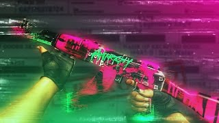 ak 47 neon revolution videos