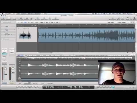 Logic Pro 9 Tutorial – Changing Tempo/Speed of Audio Tracks