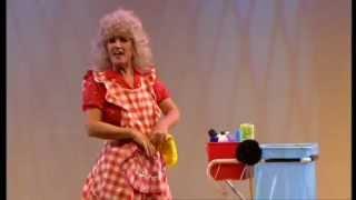 Tineke Schouten - Toilet juffrouw