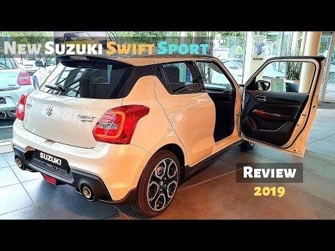 New Suzuki Swift Sport 2019 Review Interior Exterior