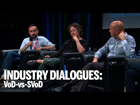 INDUSTRY DIALOGUES: VoD-vs-SVoD | TIFF Industry 2014