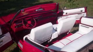 Cadillac Eldorado Convertible 1974