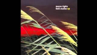 head study /  macon tights