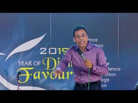 Bro.Suresh Babu: Christ Centre:  Sunday Service 2019 Sep 01