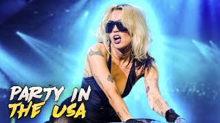 Miley Cyrus-Party in the USA (Metal Version)