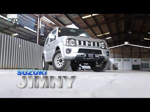 Review Suzuki Jimny 'Jangkrik' Terbaru di Indonesia I OTO.COM