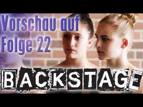 Vorschau auf Folge 22 - BACKSTAGE || Disney Channel
