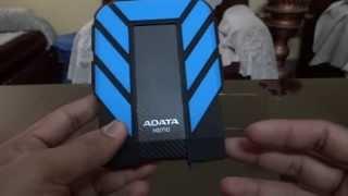 How to buy a 1TB external hard drive? Adata HD710 1TB HDD : 1FL Reviews :