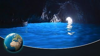 Capri And Its Blue Grotto - Italys Legends By The Sea