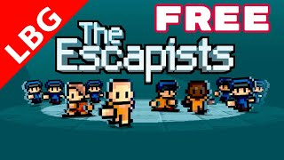 ❌ (ENDED) FREE Game - The Escapists