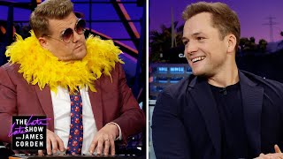 James That Tune W Taron Egerton & Adam Scott