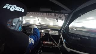 TracKing Fast on Indoor Kart Track!