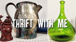 Goodwill Thrift Haul and Shop with Me!-Thrifting Adventure Video!