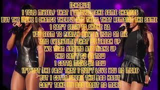 Destiny's Child - Bad Habit (Official Lyric Video)
