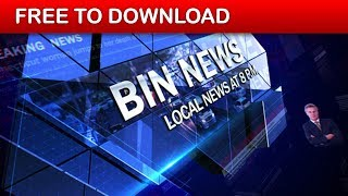 Breaking News After Effects Template Free 免费在线视频最佳电影电视