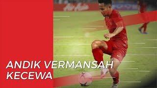 Kekecewaan Andik Vermansah karena Madura United Gagal Juara Liga 1 2019
