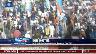 Ekiti Government Denies Involvement in Ekiti APC Shooting