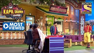 Dr. Gulati ने Shilpa Shetty को किया Entertain   The Kapil Sharma Show   Most Viewed