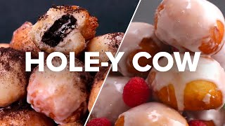 5 Delicious Donut Holes - Video Youtube