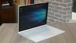 La Surface Book de Microsoft es una computadora portátil en camino a tenerlo todo