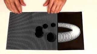 Video kaarten met optische Illusies, Animaties optische illusies
