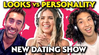 Undercover Dating Show - Will She Choose Looks Or Personality? | NEW Show! First Episode!