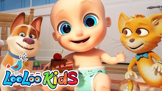 Hey Diddle Diddle   Educational SONG For Toddlers |  LooLoo KIDS
