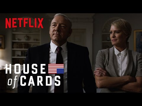 Netflix Commercial for House of Cards (2017) (Television Commercial)