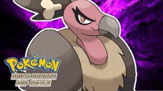 Mandibuzz  - (Pokémon) - Pokemon Brick Bronze PVP - MANDIBUZZ IS SUCH A TROLL!