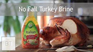 No Fail Turkey Brine   Byron Talbott
