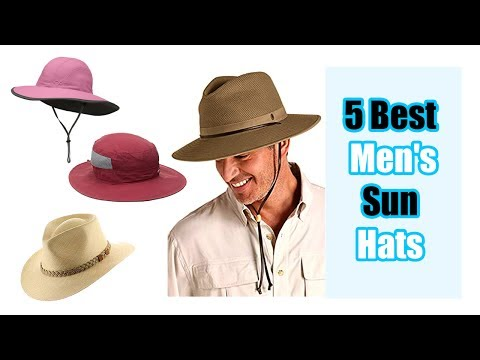 Outdoor Research Rambler Sombrero Hat – Top 5 Best Men's Sun Hats Reviews