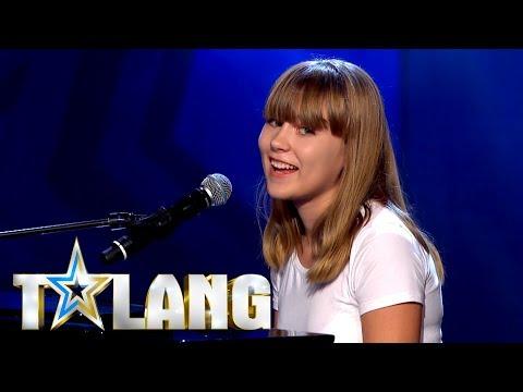 Download Paula Jivén Framför Michael Jacksons Billie Jean I Talang - Talang (TV4) HD Mp4 3GP Video and MP3