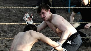 Артем Тарасов против знаменитого Боксера