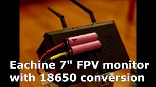 Avant X3 EVO 18650 FPV monitor 20w04