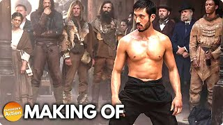 WARRIOR S02E07 Behind the Scenes | Cinemax Bruce Lee Martial Arts Action Series
