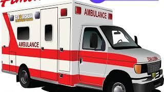 Get Medilift ICU Ground Ambulance Service in Ranchi and Bokaro