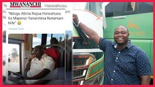 #Exclusive: Kutana na dereva wa NDUGU ABIRIA anaye-trend, afunguka || Cheki full interview